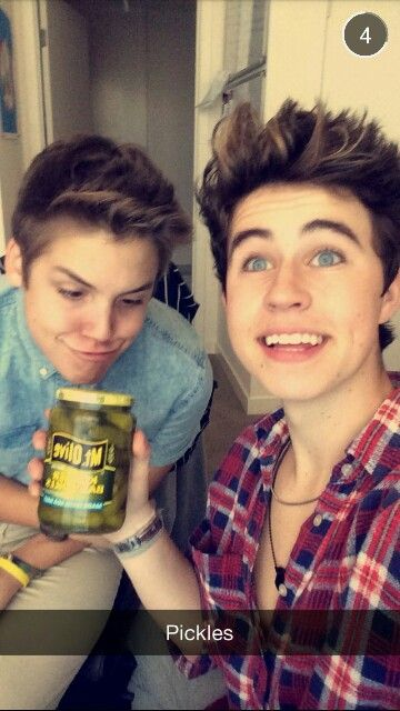 Nash you know matt hates pickles