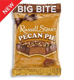 oz. Milk Chocolate Pecan Pie Big Bite
