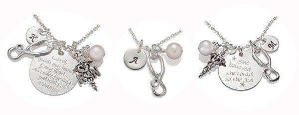 45 best Engraved Jewelry for Nurses images on Pinterest