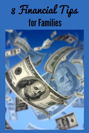 Financial Tips for Families
