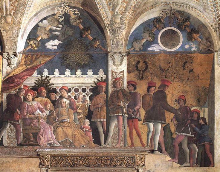 Mantegna-Camera degli sposi
