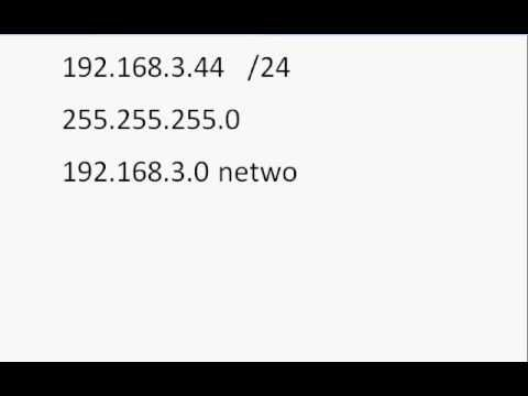 Subnetting Cisco CCNA -Part 2 The Magic Number