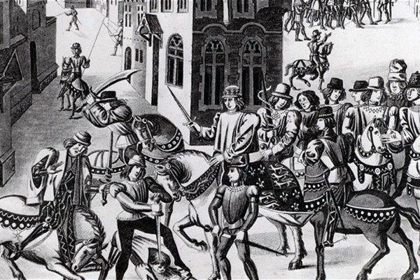 Rivolta di Santa Scolastica