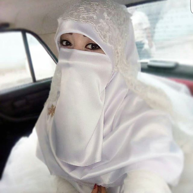 Niqab is beauty @beautiful_niqabis on Instagram photo July 27