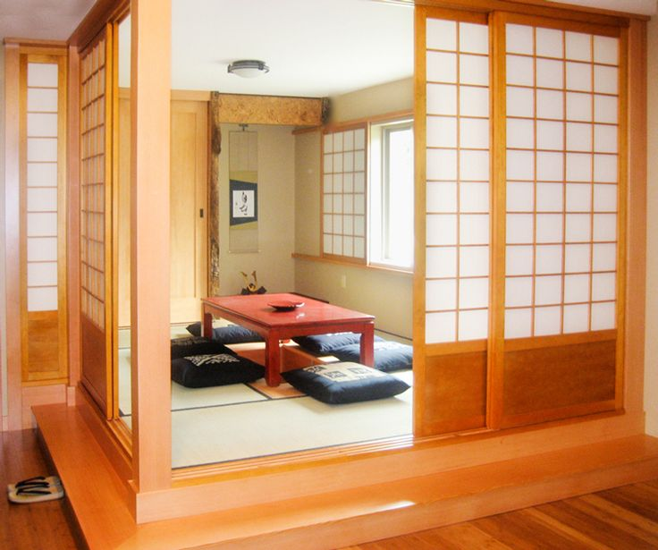 Cherry tree design partitions sliding shoji 79 inspiration pinterest trees craftsman - Room partitions with door ...