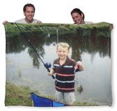 TK Fleece Photo Blanket - Sale Price: $69.95