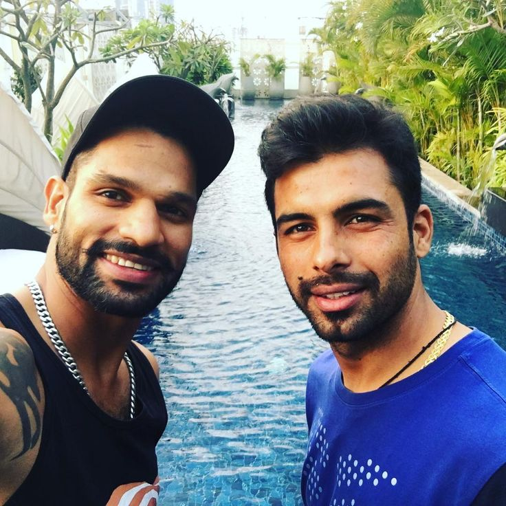 Gonna enjoy the pool session after whole day training at Nca.Recovery is must @sranbarinder51 .