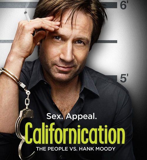 David Duchovny as Hank Moody - Californication