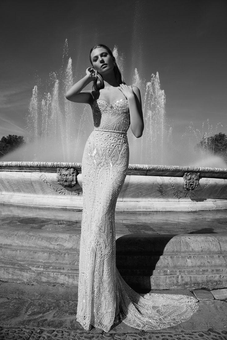 28 besten Bridal Fall 2017 Bilder auf Pinterest | Hochzeitskleidung ...