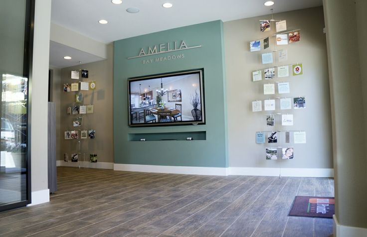 Wall Design Build Inc : Best images about amelia sales center design and