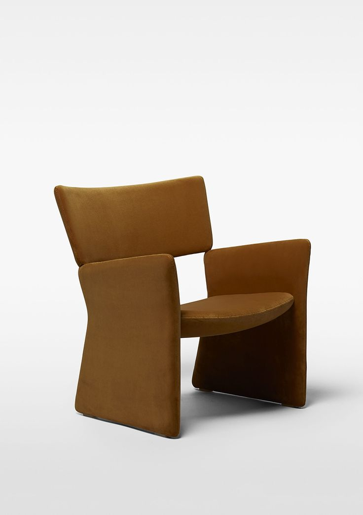 AMM blog | Crown Easy Chair form Mass Productions