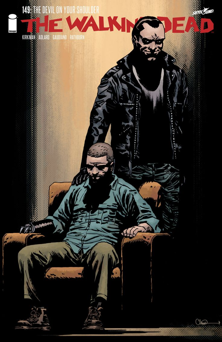 The Walking Dead Issue #149 - Read The Walking Dead Issue #149 comic online in high quality