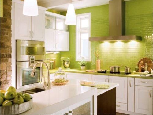 Warm Kitchen Colors
