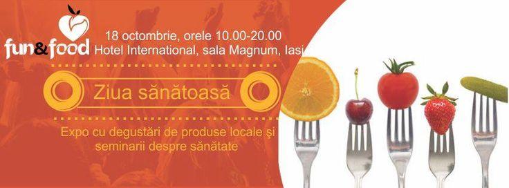 Ziua Sanatoasa #2 – expozitie cu produse locale si seminarii despre sanatate