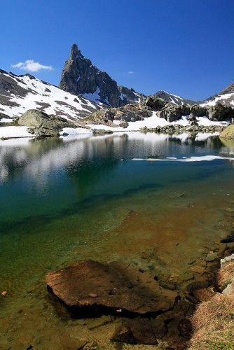 Lac Blanchet Supérieur (à partir de St Véran)