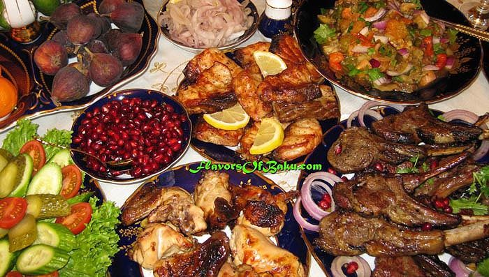 Azerbaijani cuisine azerbaijan is an ancient country with for Azerbaijan cuisine