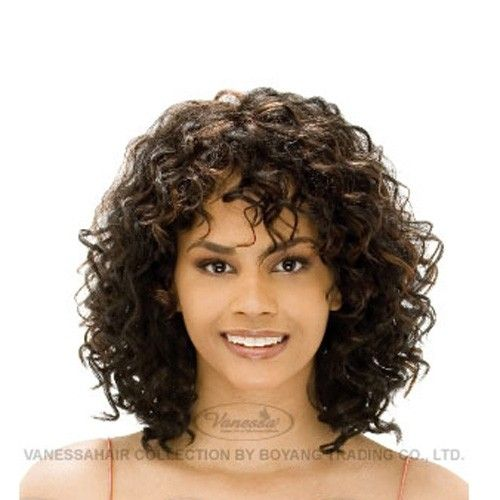 Vanessa Synthetic Hair Wig Oprah2 Same Day Shipping