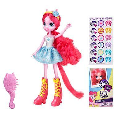My Little Pony Equestria Girls Doll - Pinkie Pie