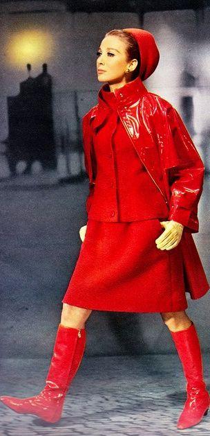 275 Best Vintage Raincoat Images On Pinterest Pvc