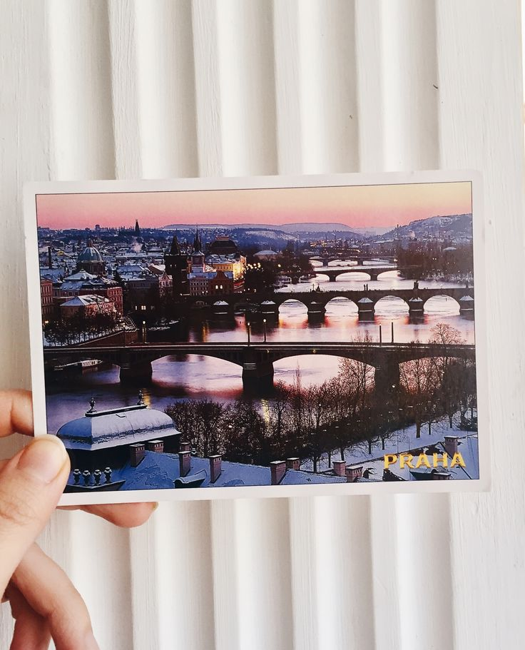 Postcard from Czezh Republic, Postcrossing 🇨🇿