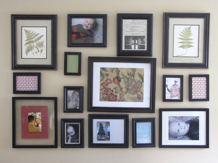 17 Best Images About Wall Frames On Pinterest Diy Living