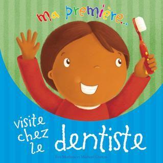 3199700095708 Ma première... visite chez le dentiste. Arun effectue une visite chez le dentiste, où la dentiste effectue son examen annuel avant de lui expliquer comment se brosser les dents et faire en sorte de conserver des dents et des gencives en bonne santé.