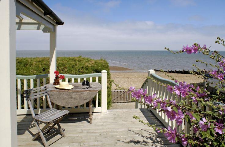 Artists´ Beach House, Self-catering Beach House in Whitstable, Whitstable Self-catering Beach Houses, Tankerton Beach