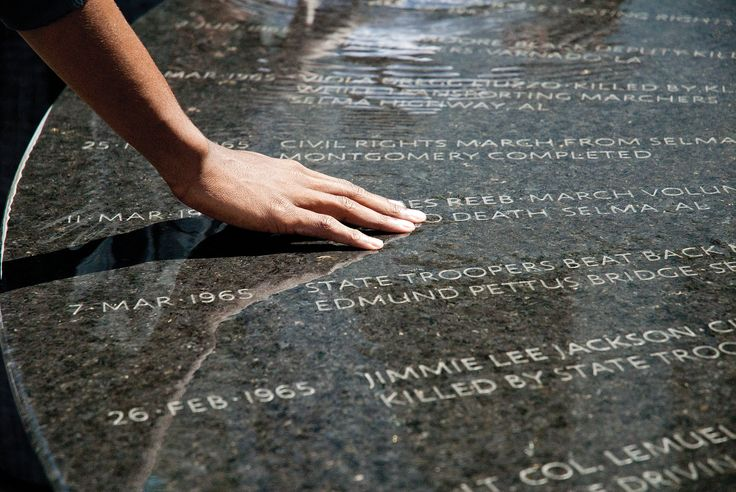 Civil Rights Memorial - Montgomery, AL