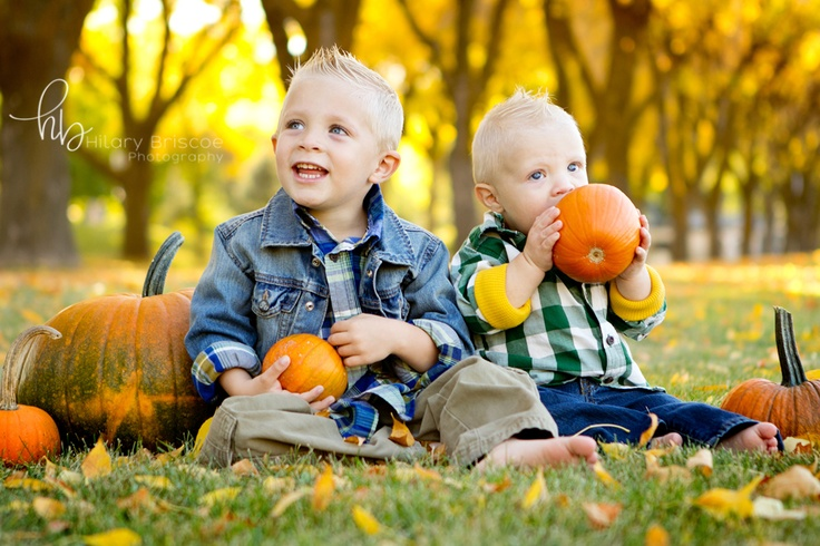 Fall Child Photography | Hilary Briscoe Photography