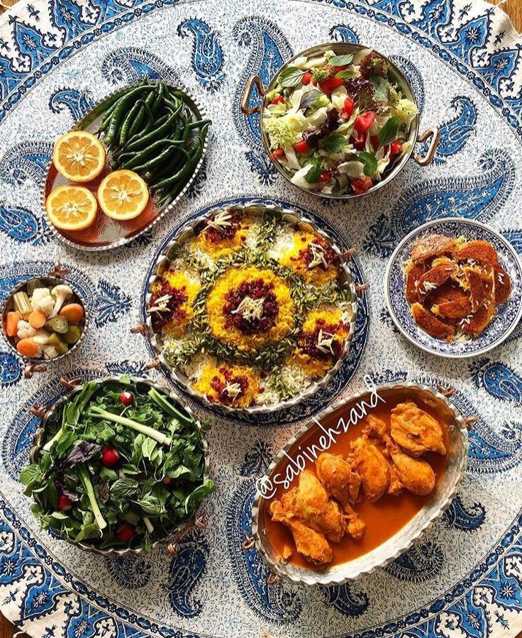 Pretty Persian food -Zereshk Polo