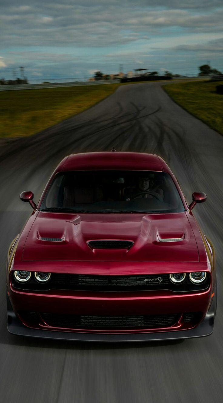 (°!°) Dodge Challenger SRT Hellcat