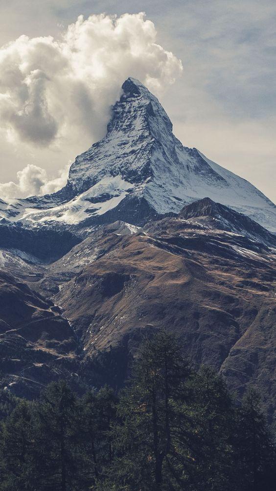 Resultado de imagen para wallpaper iphone hombre paisaje