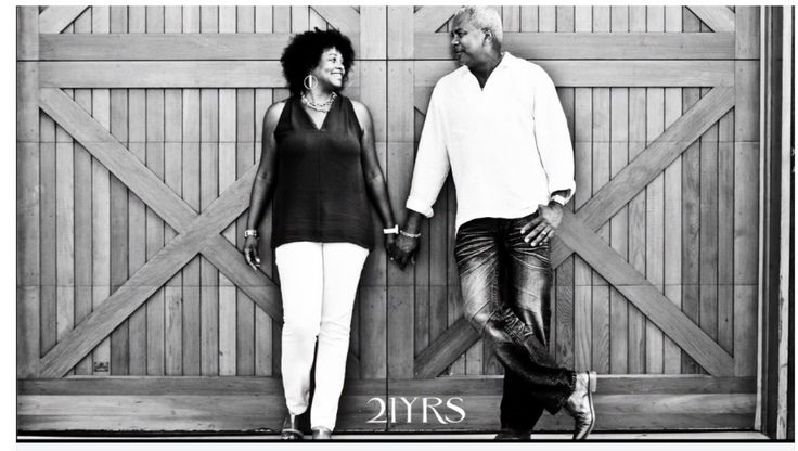 LOVE IT!!!...Sabrina Thompson's 'Marriage Is...' Project Counters Negative Relationship Images, Makes Us Cry