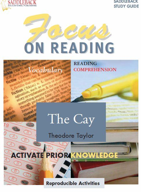 Chapter Questions: Chapters 1-6 - The cay