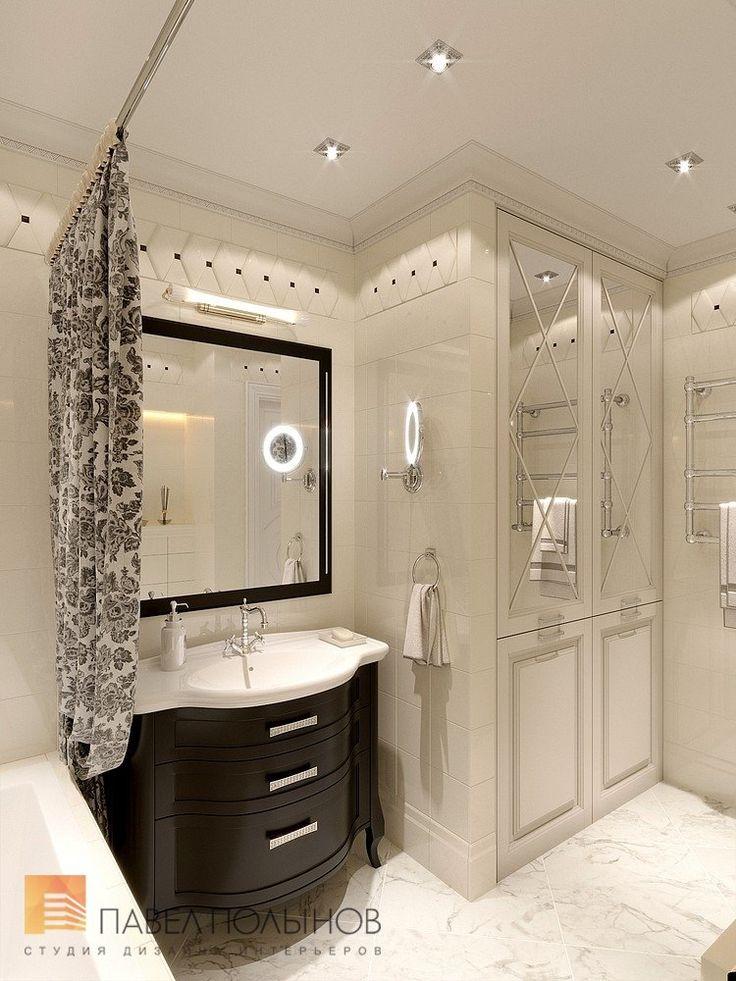 Фото дизайн интерьера ванной комнаты из проекта «Дизайн ...