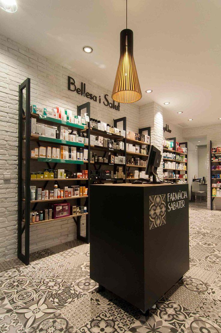 Diseño de farmacias modernas - Muebles para farmacia | Concep