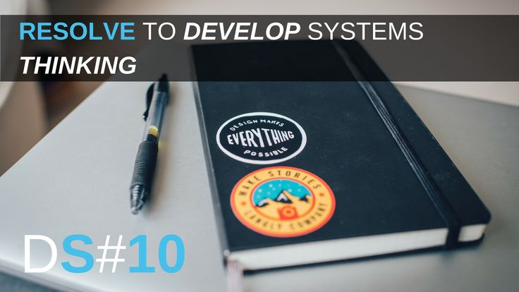 Your personal development plan should be a system. Read more: