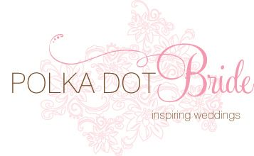 PolkaDotBride - Australia's number 1 Bridal Blog, Wedding Directory and Advice for Brides