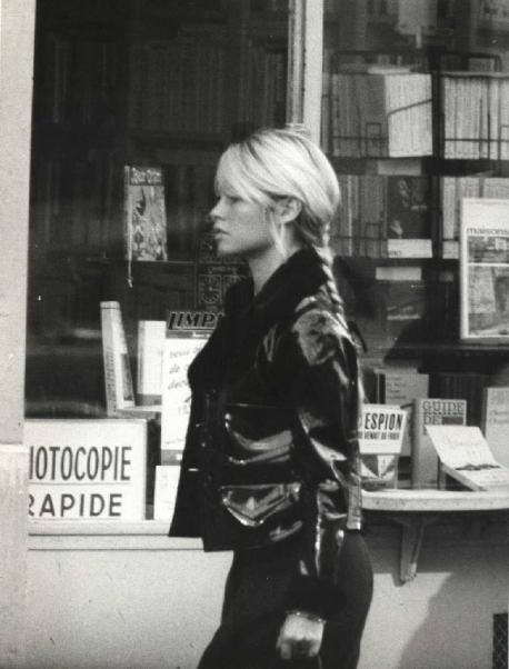 Bardot. No limits to my love of this woman. Except the whole Le Pen thing, but let's not talk about that.