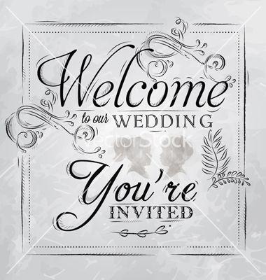 69 best wedding invitation ideas images on pinterest invitations wedding invitation coal vector by anna42f on vectorstock fandeluxe Images
