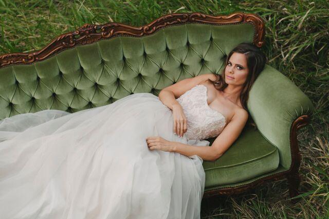 Eco Brides » Blog Archive Eco Wedding Photoshoot - Enchanted Forest