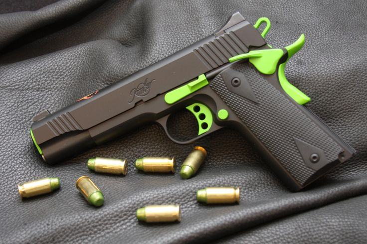 Kimber Custom II Zombie Slayer