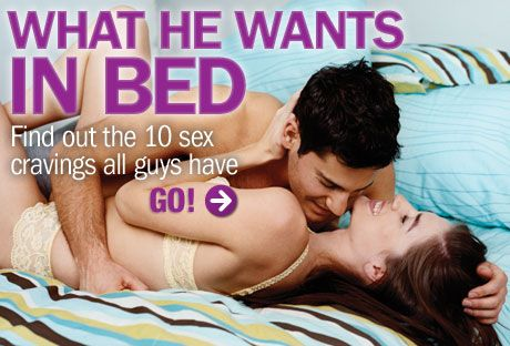 How to satisfy sex cravings