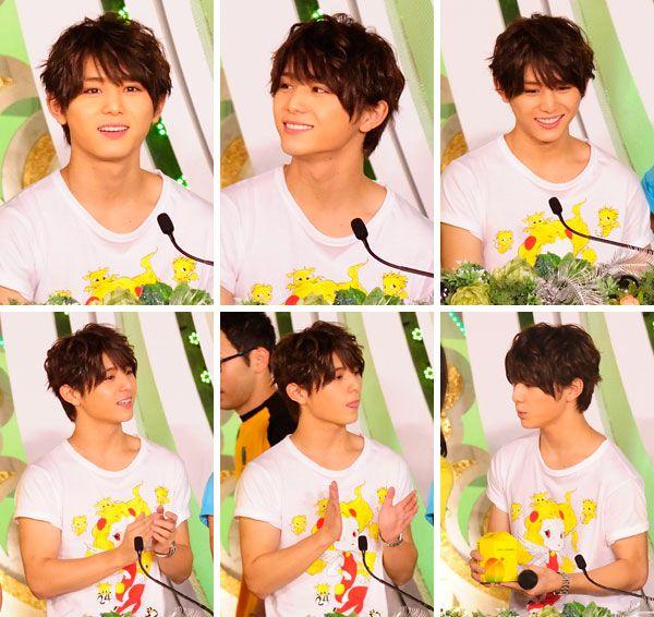 ジャニーズ > Hey! Say! JUMP > 山田涼介(Hey!Say!JUMP) 24時間テレビ37 生写真12枚