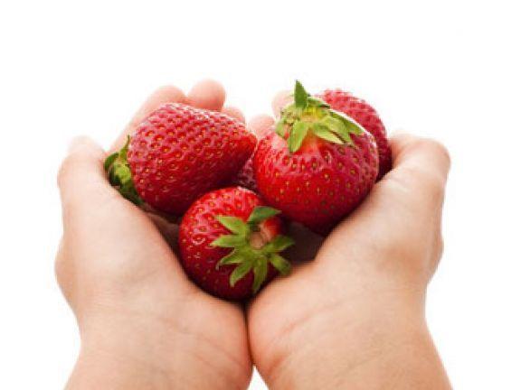 Erdbeeren selber pflücken: Ein Spaß für die ganze Familie! EAT SMARTER gibt Tipps, was Sie beim selbst ernten von Erdbeeren beachten sollten.