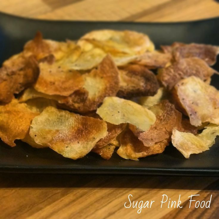 Sugar Pink Food: Slimming World Recipe- Syn Free Crisps