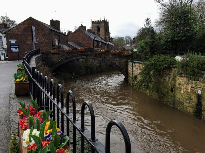 Early morning wander about Croston, Lancashire | The Urban Wanderer | Manchester based Outdoor and Travel Blog