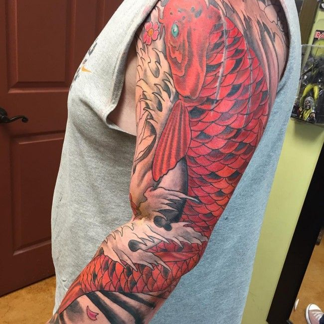 25+ Best Ideas About Koi Fish Tattoo Meaning On Pinterest