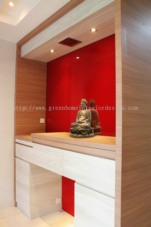 Superior Johor Bahru (JB) Altar Austin Height Altar Real Photo   Altar Cabinet  Design From