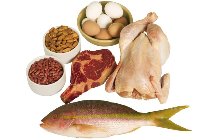 Protein source that contain all 20 amino acids are called complete proteins, these include animal products such as meat, eggs and milk.